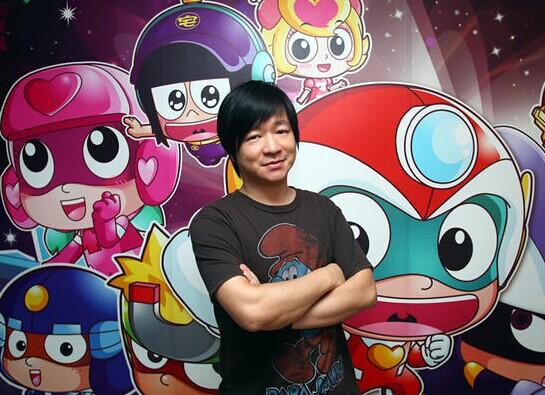 黄伟明:《开心超人2》属于中国孩子