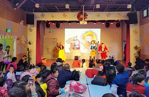 科普中国亲子狂欢 酷杰与你圣诞共话科普梦