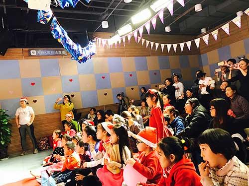 科普中国亲子狂欢 酷杰与你圣诞共话科普梦 业内 第2张