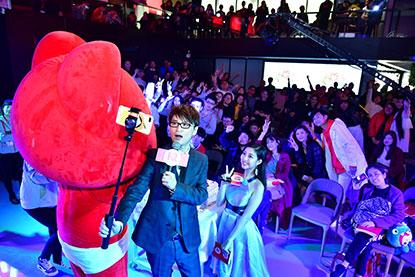 中国红小狐狸阿狸 迎来了他的12岁生日 业内 第1张